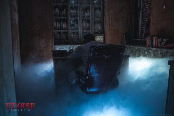 eloise asylum haunted tours and haunted house