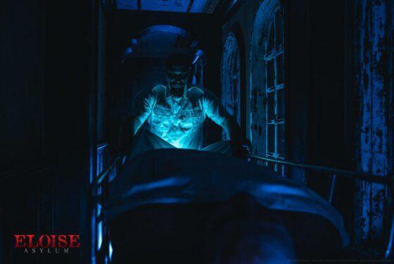 eloise asylum haunted house